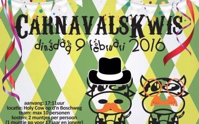 Carnavalskwis op d'n Boschweg