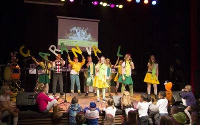 20e Kinderliekusfist in het City-Theater