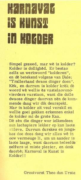 Schorsbos.nl - Kunst in Kolder