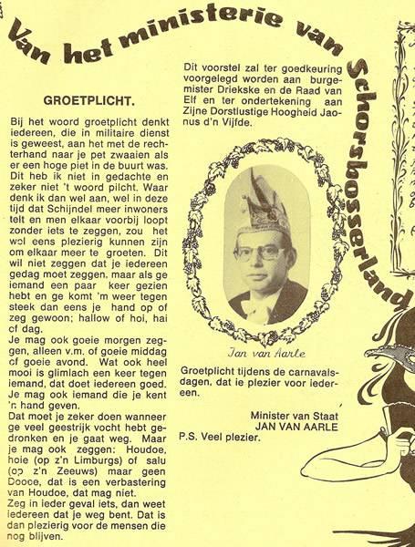 Schorsbos.nl - Groetplicht